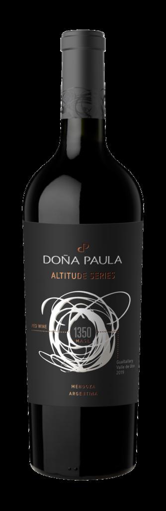 Doña Paula Altitude Series 1350 Bottle Preview
