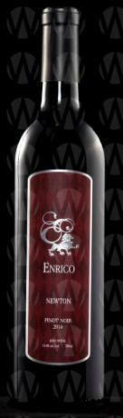 Enrico Winery Newton Pinot Noir