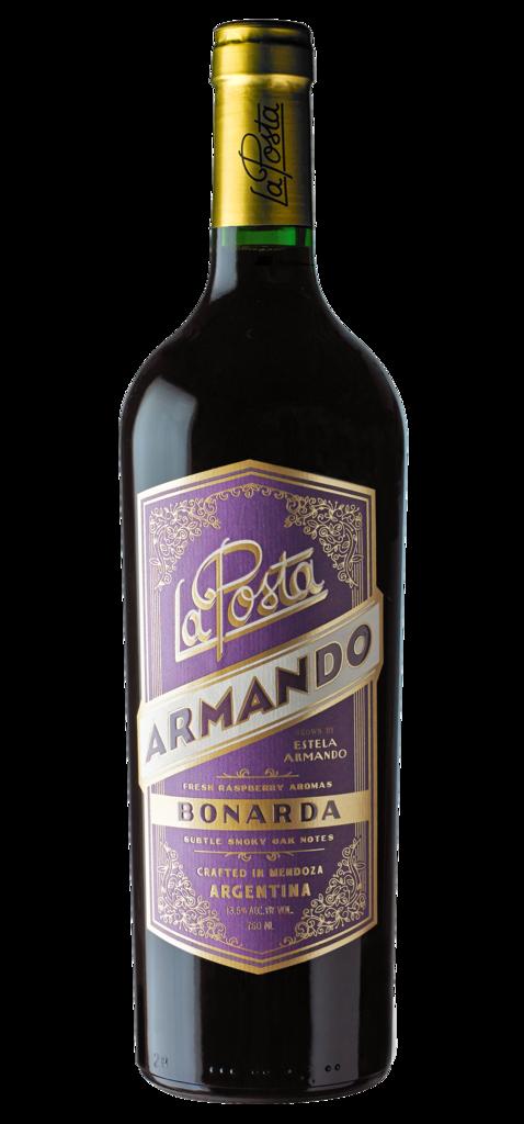 La Posta Vineyards LA POSTA ARMANDO BONARDA Bottle Preview