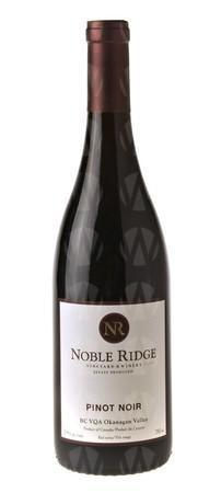 Noble Ridge Vineyard & Winery Reserve Pinot Noir