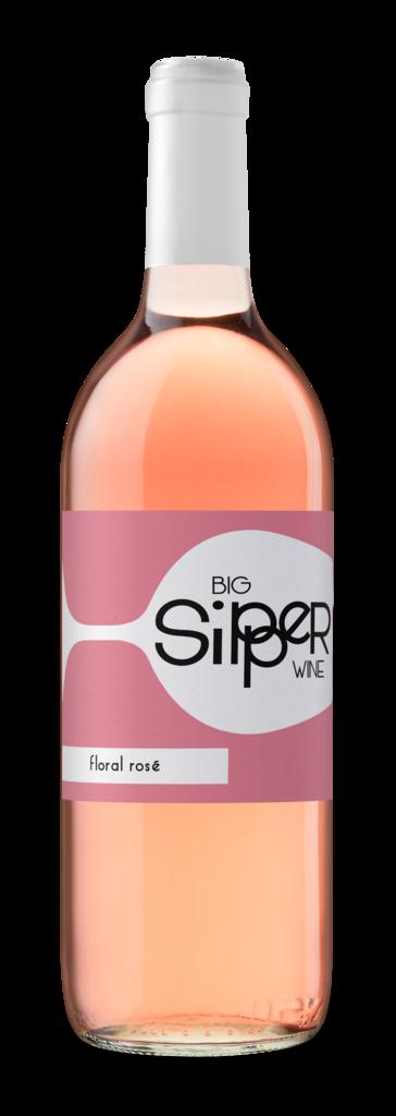 Big Sipper Wine Big Sipper | Rosé | California Bottle Preview