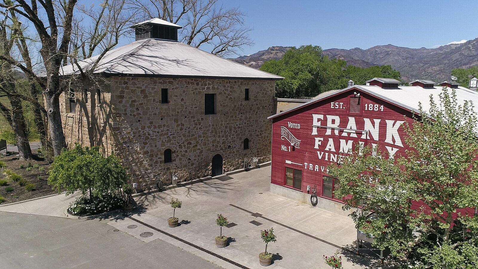 Frank Family Vineyards Cover Image