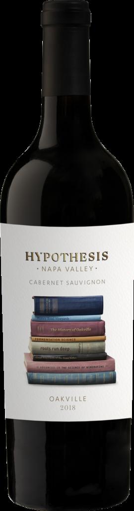 Roots Run Deep Winery Hypothesis Oakville Cabernet Sauvignon Bottle Preview