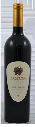 Teaderman Vineyards CABERNET SAUVIGNON, OAKVILLE Bottle Preview