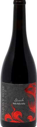 Smoky Rose Cellars Grenache Bottle Preview