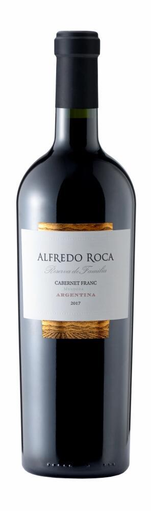 Alfredo Roca Reserva de Familia Cabernet Franc Bottle