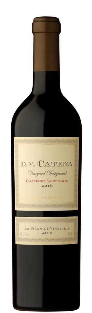 Bodega y Viñedos Catena DV Catena Cabernet Sauvignon La Pirámide Vineyard Bottle Preview