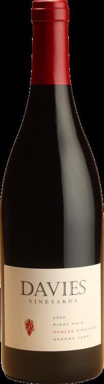 Davies Vineyards NOBLES VINEYARD PINOT NOIR Bottle Preview