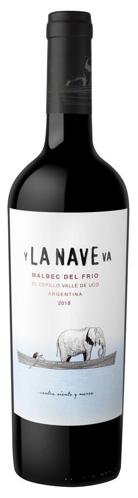 Canopus Y la Nave Va Bottle Preview