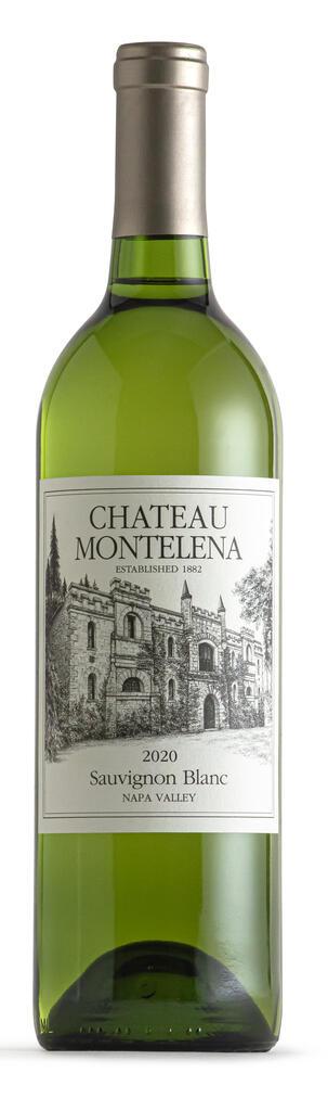 Chateau Montelena Napa Valley Sauvignon Blanc Bottle Preview