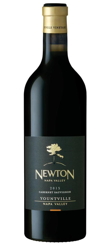 Single Vineyard Cabernet Sauvignon, Yountville Bottle