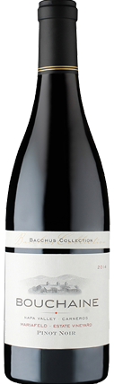 Bouchaine Vineyards Bouchaine Estate Mariafeld Pinot Noir Bottle Preview