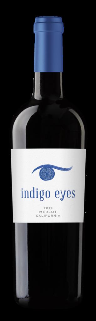 Indigo Eyes Wines Indigo Eyes California Merlot Bottle Preview