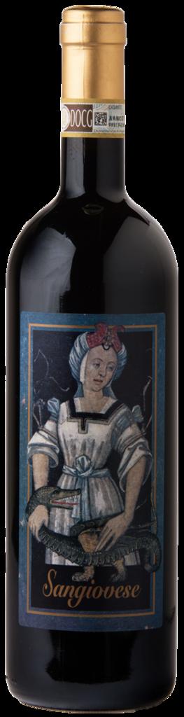 V. Sattui Winery Monastero di Coriano Sangiovese Bottle Preview