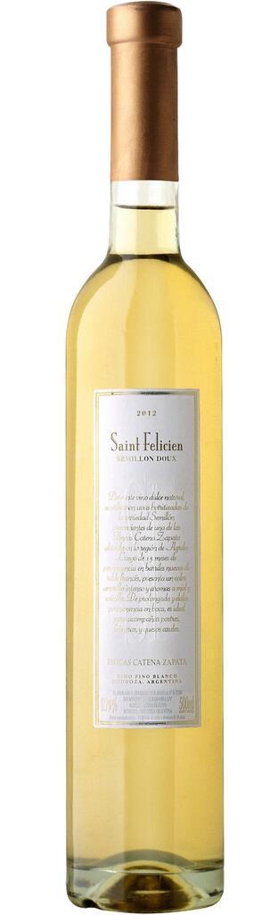 Saint Felicien Semillon Doux Bottle