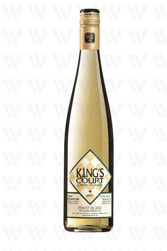 King's Court Estate Winery Pinot Blanc