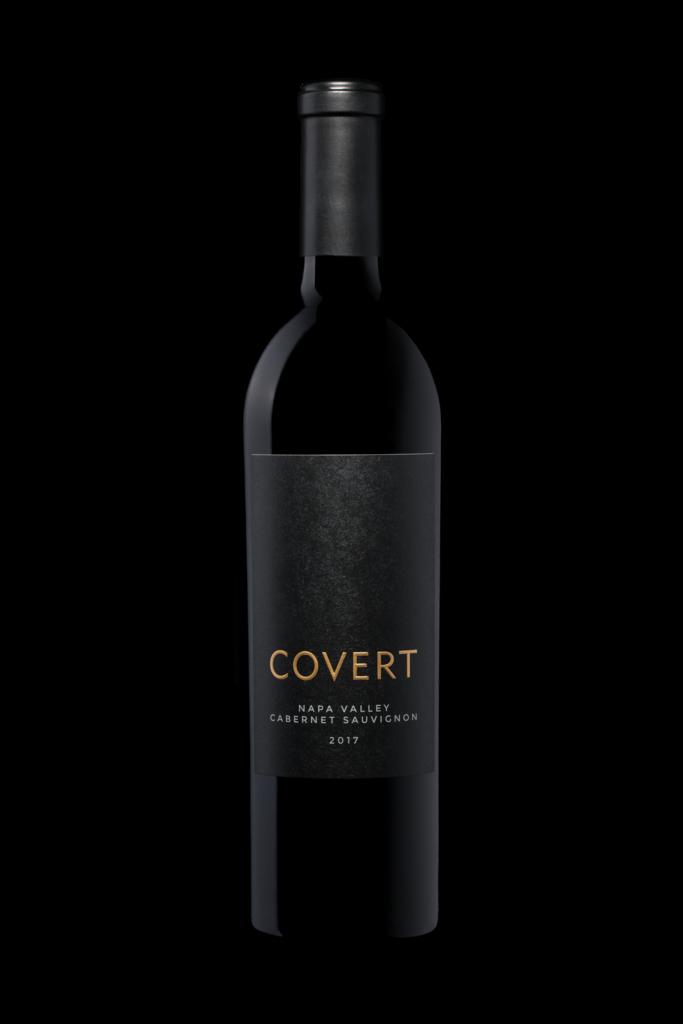 Covert Estate Napa Valley Cabernet Sauvignon Bottle