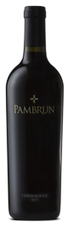 Pambrun Wines Chrysologue Bottle Preview