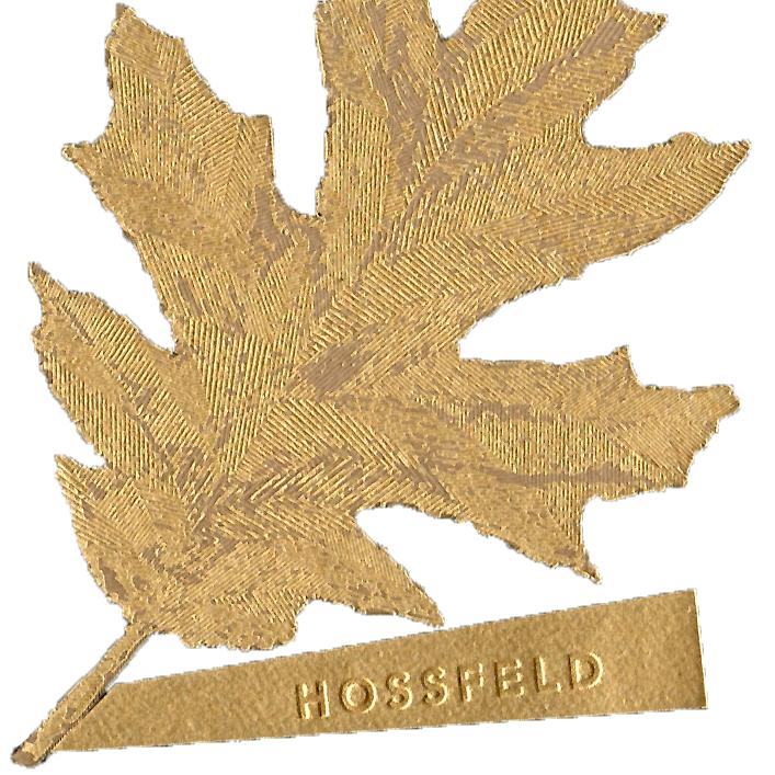 Hossfeld Vineyards Logo