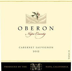 Oberon Wines Logo