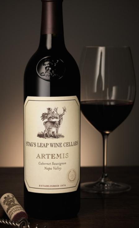 ARTEMIS Cabernet Sauvignon, Napa Valley Bottle