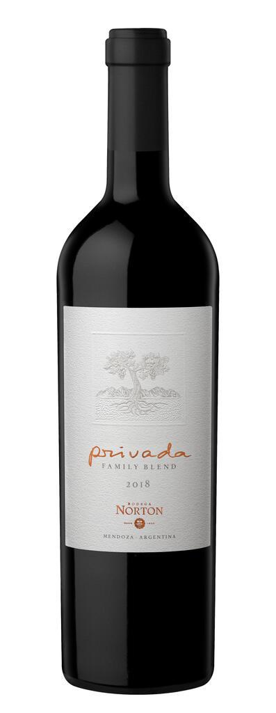 Bodega Norton Privada Family Blend Bottle Preview