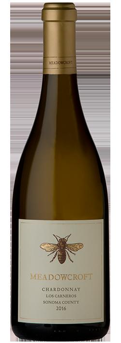 Meadowcroft Wines Los Carneros Chardonnay Bottle Preview