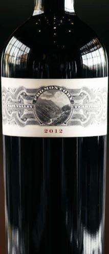 PROMONTORY Promontory Red Bottle Preview