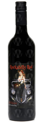 Oliver Twist Estate Winery Nostalgia Rockabilly Red