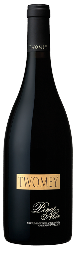 Twomey Pinot Noir Monument Tree Vineyard Bottle Preview