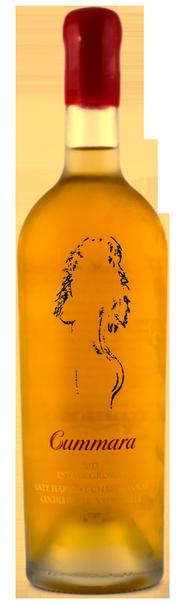 Late Harvest Chardonnay Bottle