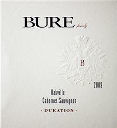 BURE Family Wines Logo