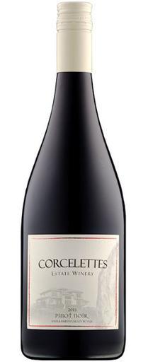 Corcelettes Estates Winery Pinot Noir