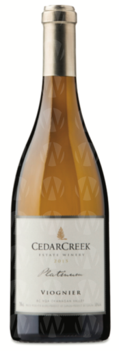 CedarCreek Estate Winery Platinum Viognier