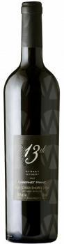13th Street Winery Reserve Cabernet Franc