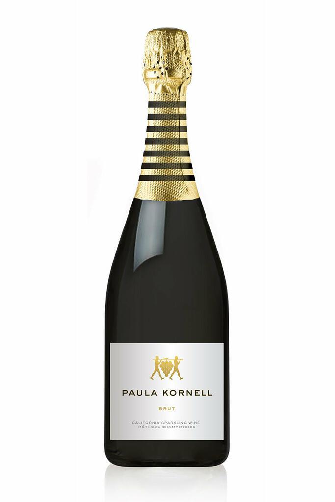 Paula Kornell Sparkling Wine California Brut Bottle Preview