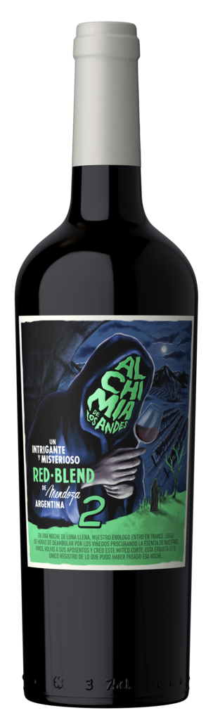 Alchimia Wines Mystic Red Blend 2 Bottle Preview