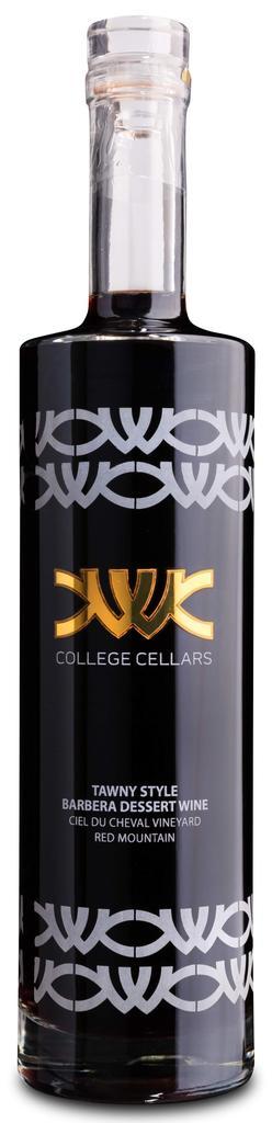 "College Cellars of Walla Walla Tawny ""Port"" Dessert Wine Bottle Preview"