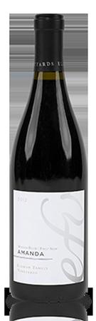 Ellman Family Vineyards Amanda Russian River Pinot Noir Bottle Preview