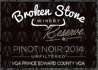 Broken Stone Winery Pinot Noir Reserve