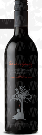 Serendipity Winery Cabernet Franc