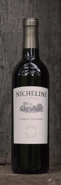 Nichelini Family Winery Cabernet Sauvignon Bottle Preview