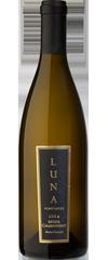 Luna Vineyards Estate Dijon Chardonnay Bottle Preview