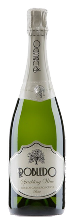 Robledo Family Winery Cuvée Brut, Los Carneros Bottle Preview