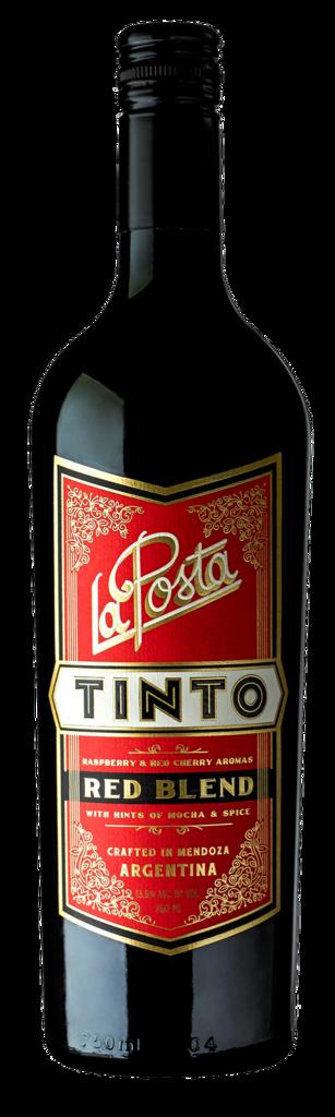 La Posta Vineyards La Posta Tinto Red Blend Bottle Preview