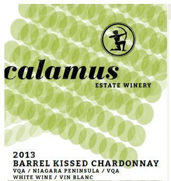 Calamus Estate Winery Barrel Kissed Chardonnay