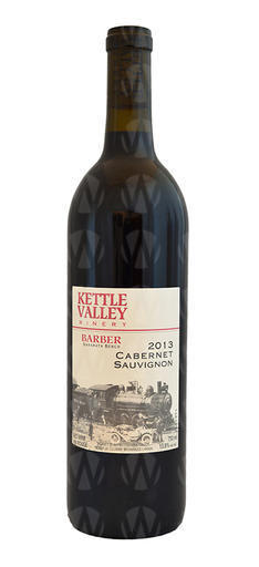 Kettle Valley Winery Barber Cabernet Sauvignon