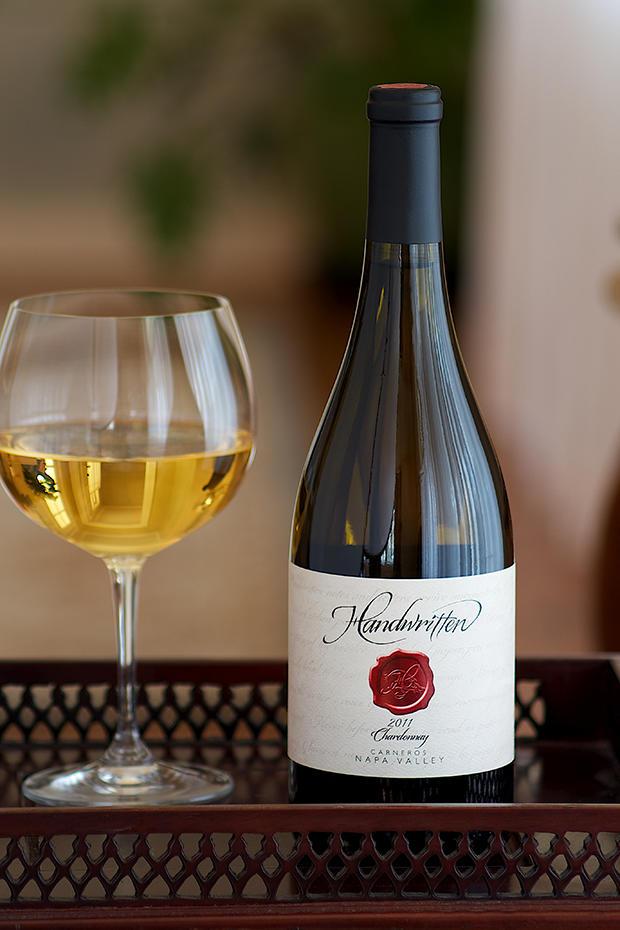Handwritten Wines Chardonnay Carneros Bottle Preview