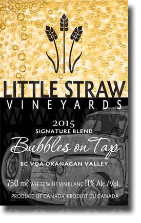 Little Straw Vineyards Bubbles on Tap