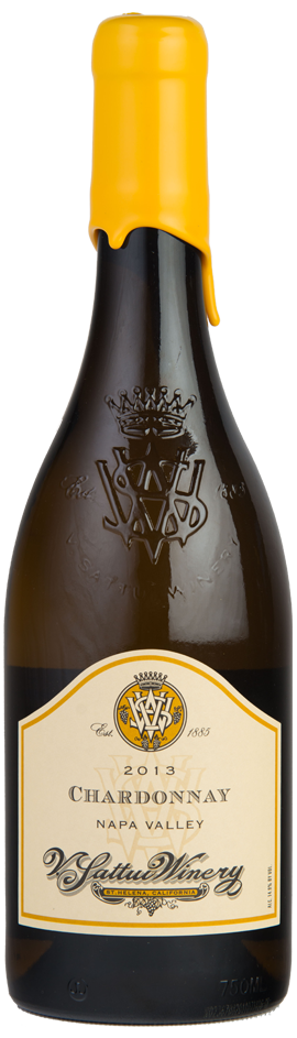 V. Sattui Winery Reserve Napa Valley Chardonnay Bottle Preview